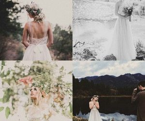 bride, vloggers, and aspyn ovard image