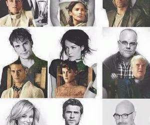 the hunger games, hunger games, and peeta image