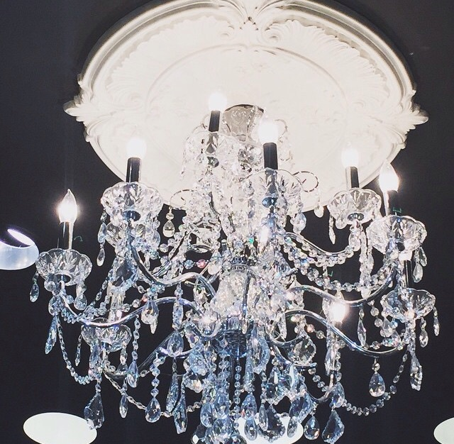 fancy and chandelier image