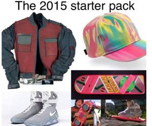 Back to the Future, funny, and 2015 image