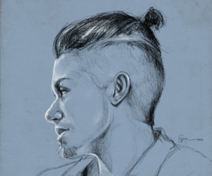 awesome, fan art, and sketch image