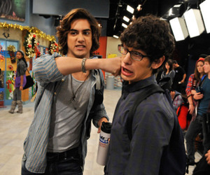 celebrity, avan jogia, and victorious image