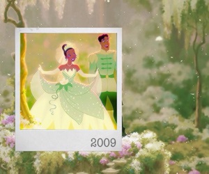 disney, polaroid, and the Princess and the frog image