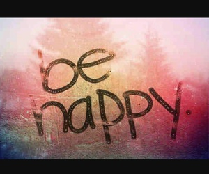 happy and be image