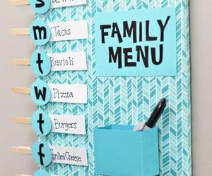 diy and menu image