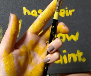 bambi, yellow indie, and indie image