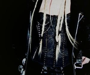 taylor momsen rock black image