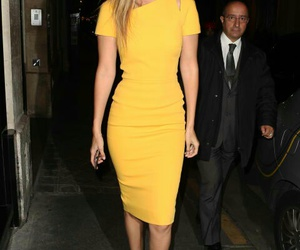 gigi hadid, dress, and model image