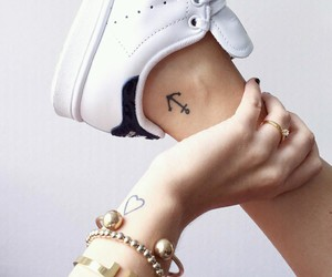 tattoo, cute, and tiny image