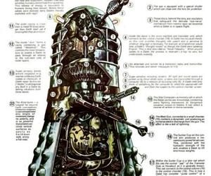 anatomy and Dalek image