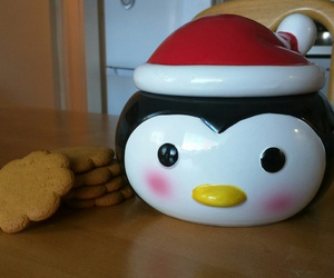 christmas, gingerbread, and cookie jar image