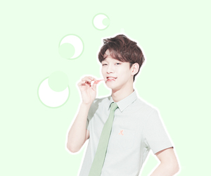 Chen, edit, and exo image