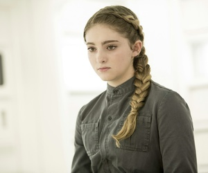 primrose, the hunger games, and prim image