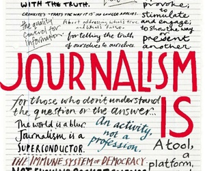 journalism, writing, and journ image