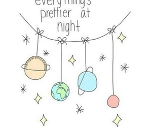 earth, everything, and stars image
