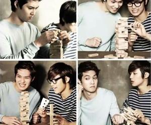 cn blue, Jonghyun, and minhyuk image