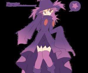 pokemon, gijinka, and misdreavus image