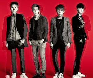cnblue, jung yong hwa, and kang min hyuk image