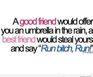 friends, best friends, and quotes image
