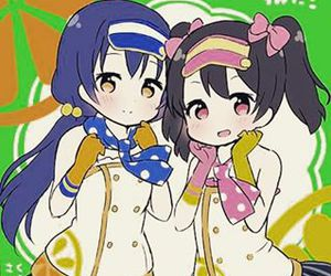 anime, nico, and umi image