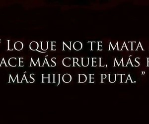 frases, cruel, and cold image