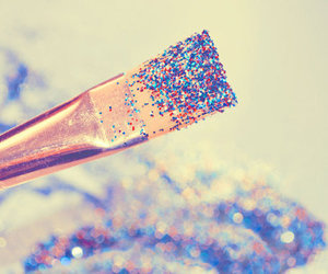 glitter, Brushes, and sparkle image