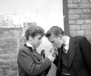 1950s, 50s, and androgyny image