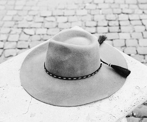hat and fashion image
