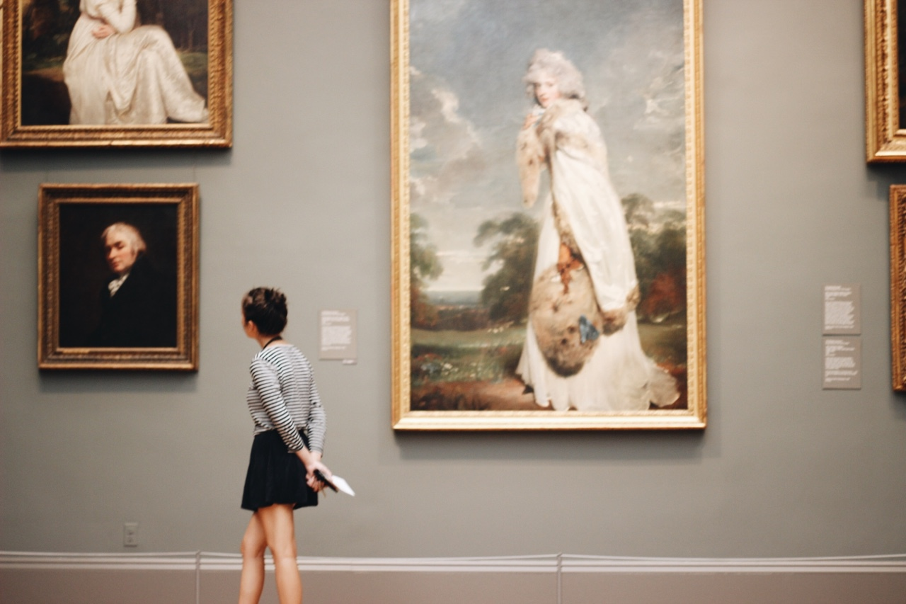 art, museum, and aesthetic image