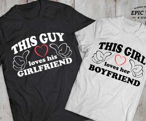etsy, couple shirt set, and fan image