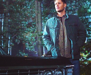 baby, dean winchester, and supernatural image