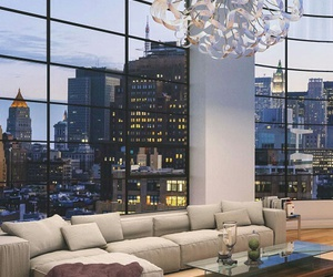 Dream, luxury, and penthouse image