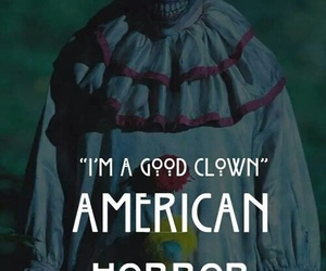 fun, american horror story, and horror image