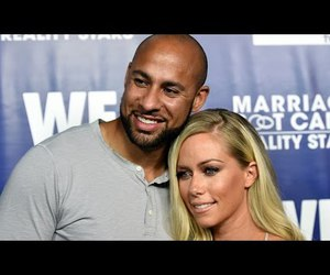 entertainment tonight and kendra wilkinson image