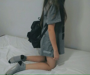 grunge, fashion, and girl image