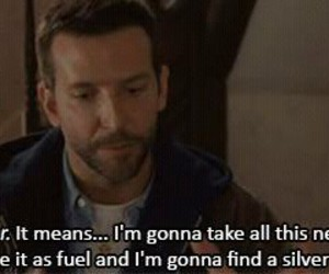 silver linings playbook, quotes, and excelsior image