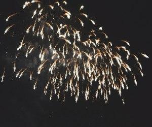 celebration, night, and firework image