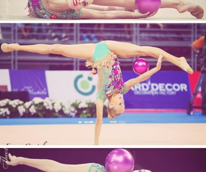 ball, beautiful, and flexible image