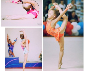 flexibility, flexible, and girls image