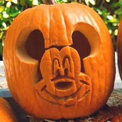 disney, Halloween, and pumpkin image