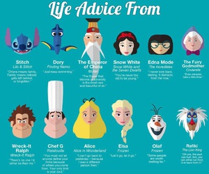 disney, quotes, and frozen image