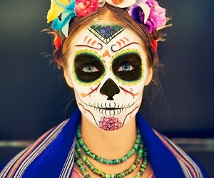 catrina, mexico, and dia de muertos image