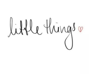 little things, one direction, and quotes image