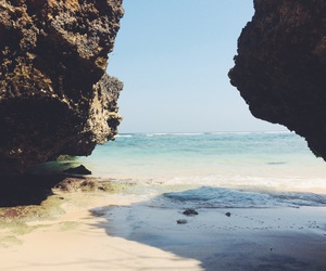 bali, beach, and experience image