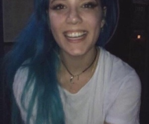 halsey and low quality image