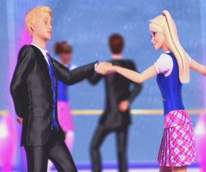 barbie, blair, and princess charm school image