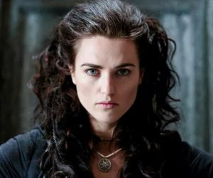 merlin, katie mcgrath, and morgana image