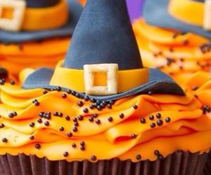 Cookies, fall, and Halloween image