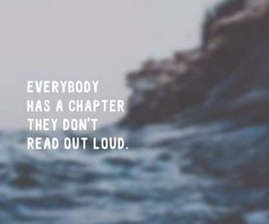 quote, chapter, and life image