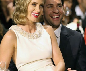 john krasinski, Emily Blunt, and couple image